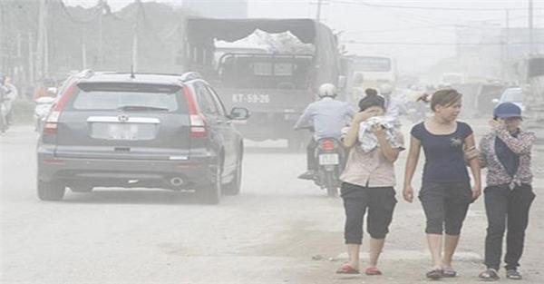Tình trạng ô nhiễm không khí của Việt Nam và trên toàn thế giới đang ở mức đáng báo động và cần sự chung tay của người dân để giải quyết triệt để.