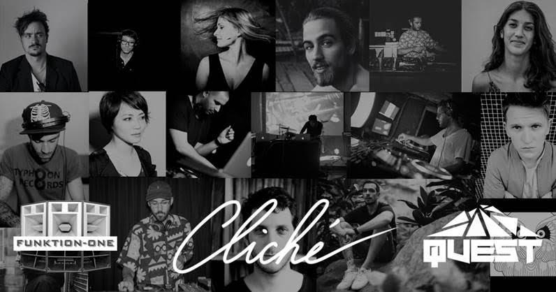 Từ Hong Kong, Cliche Records sẽ đem những cái tên xuất sắc nhất của họ tới Quest năm nay.