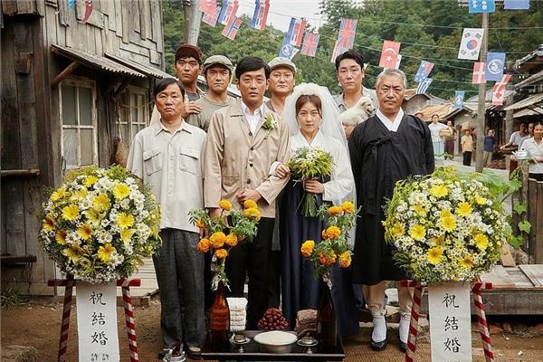 Chronicle of A Blood Merchant (Nhật ký bán máu) tập trung khai thác về lát cắt cuộc đời của nhân vật Heo Sam Gwan. (Ảnh: Internet)