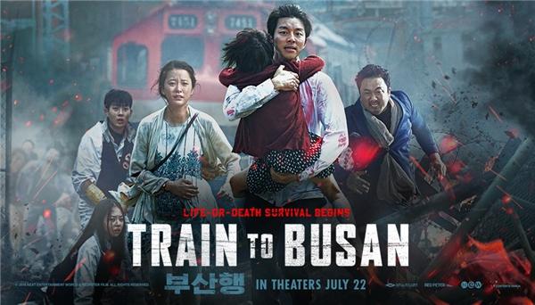 Train To Busan là bộ phim gây sốt trong những ngày gần đây. (Ảnh: Internet)