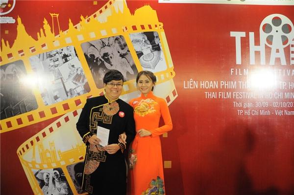 Vợ chồng Gia Bảo - Thanh Hiền