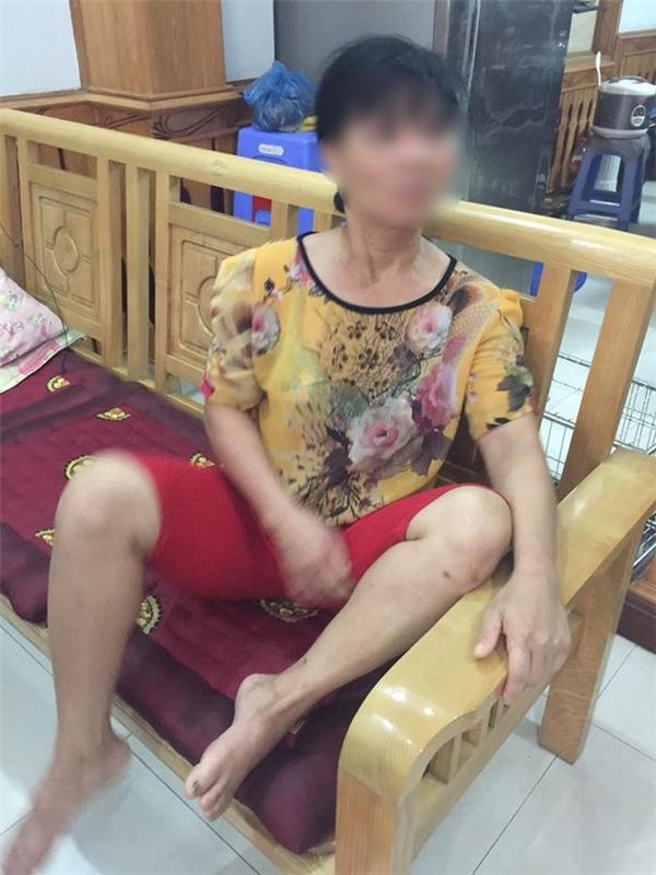 Dù thú nhận mình sát hại hai con chó nhưng người phụ nữ này vẫn tỏ ra thờ ơ, vô cảm.