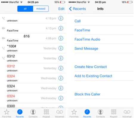 Nếu bị làm phiền, đây là cách chặn số điện thoại trên iPhone
