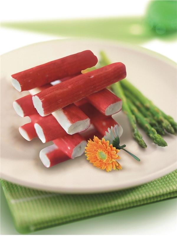 NgườiMỹ ăn thanh cua nhiều gấp đôi cua xịn.
