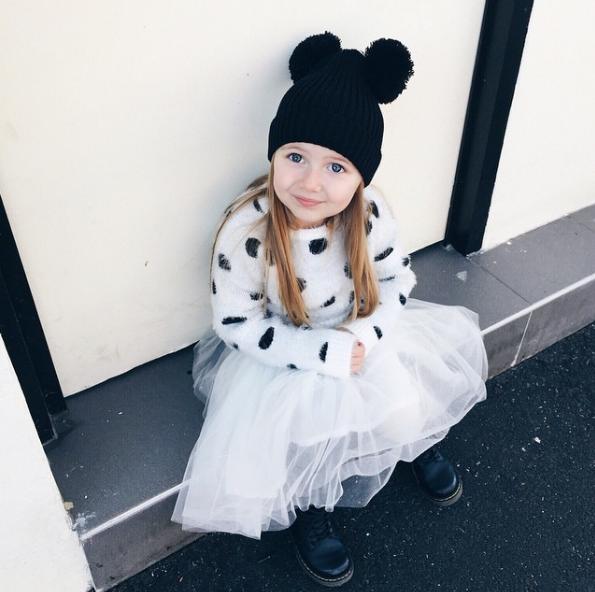 Ông bố Fuentes dùng Instagram như một kho lưu trữ khoảnh khắc đáng nhớ của con gái.