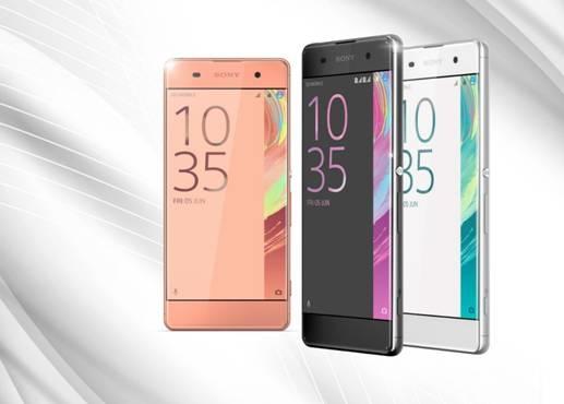 Xperia XA - Smartphone tầm trung với thiết kế xuất sắc