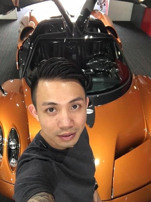 Chiếc siêu xe trị giá 78 tỉVNĐ, đồng thờicũng là mức giá cao kỉlục từ trước đến nay tại Việt Nam.