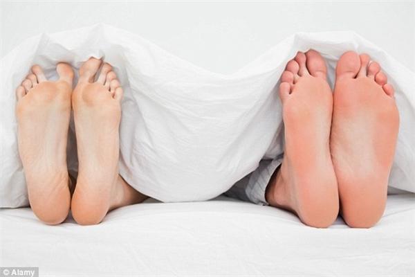 """Hiện tượng """"ngón chân biến mất"""" rất phổ biến nhưng vẫn còn là ẩn số."""