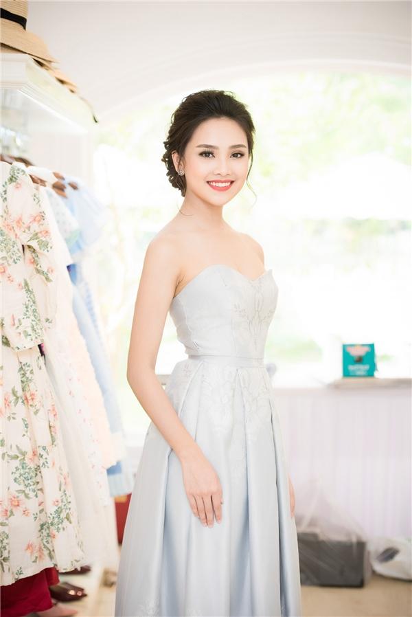 Trần Tố Như - Người đẹp Khả ái Hoa hậu Việt Nam 2016