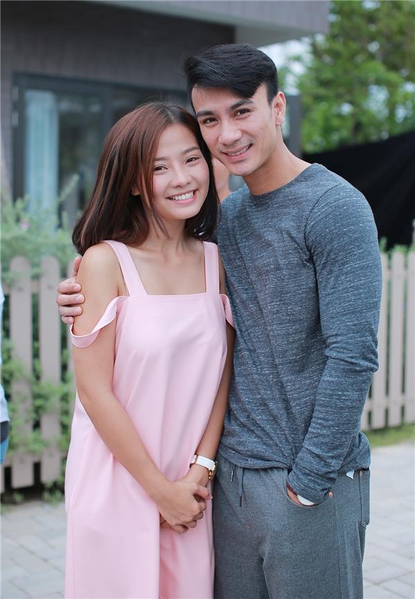 Trong phim, Khánh Hiền sẽ đóng cặp cùng với nam diễn viên Dương Cường - Á vương Ngôi Sao Điện Ảnh 2015.