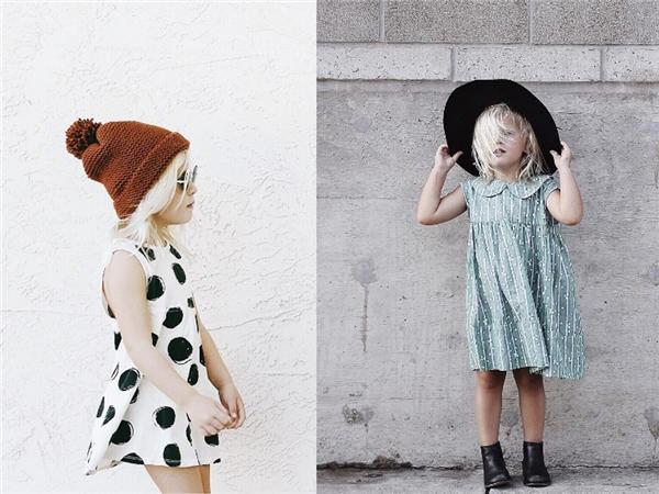 Những bức ảnh thời trang của Rylee được mẹ chia sẻ trên Instagramluôn thu hút hàng chục nghìn lượt yêu thích.