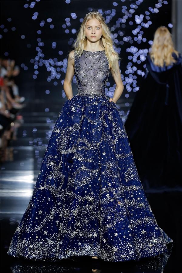 2 thiết kế Haute Couture của Zuhair Murad trong mùa Thu -Đông 2015.