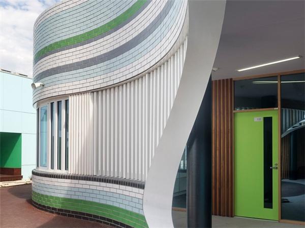 Trường Penleigh và Essendonlà một trong những kiệt tác kiến trúc