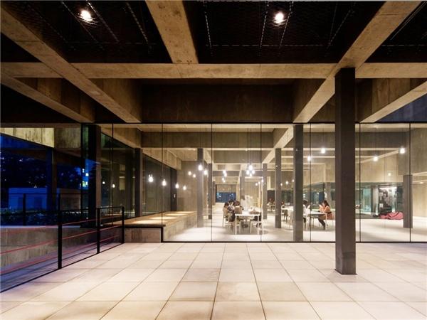 Trường âm nhạc Toho Gakuen đoạt giải thiết kế đẹp nhất cho môi trường giáo dục tiên tiến