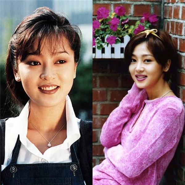 Nổi lên nhờ vai diễn Hyo Kyung trong phim Mối tình đầu, nữ diễn viên khiến bao thiếu nữ ghen tị vì hình tượng hoàn hảo của mình.
