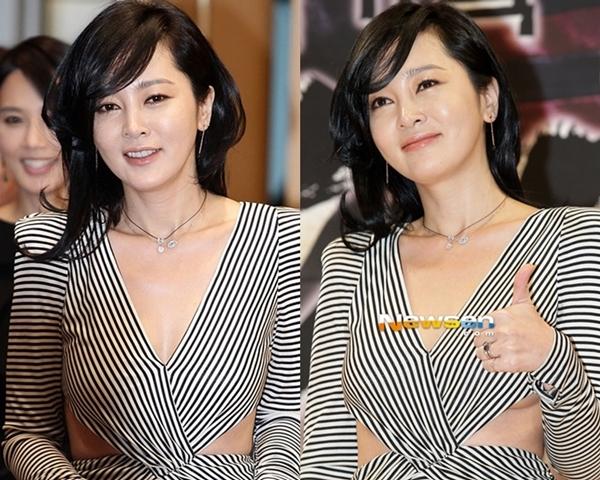Lee Seung Yeon của bây giờ đẹp mặn mà, nóng bỏng, đúng chất của một nữ nghệ sĩ từng trải qua bao biến cố.