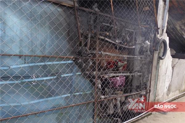Xót xa hoàn cảnh gia đình chết cháy trong tư thế mẹ che chở cho con