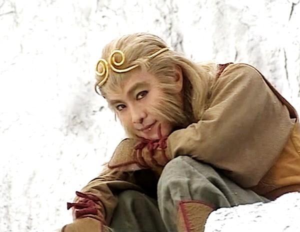 Năm 1996, sự nghiệp của anh bứt phá với vai Tôn Ngộ Không trongTây du kí.