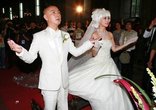 Cả hai làm đám cưới vào năm 2009.