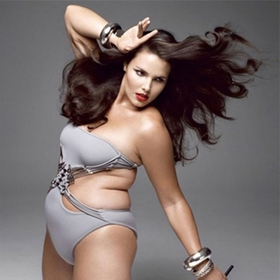 Phụ nữ béo thường có những đặc điểm báo hiệu điều may mắn, tốt đẹp.