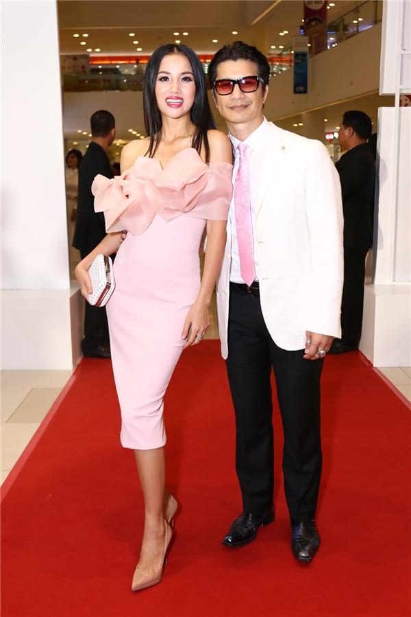 Vợ chồng Dustin Nguyễn - BB Phạm - Tin sao Viet - Tin tuc sao Viet - Scandal sao Viet - Tin tuc cua Sao - Tin cua Sao