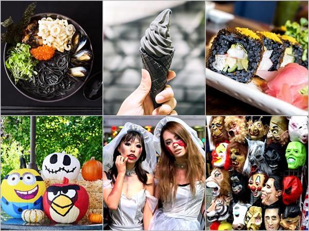 Những hoạt động độc đáo đầy thu hút mỗi dịp Halloween về.
