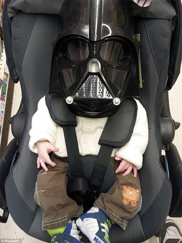 """""""Bố chỉ sợ con bị nhiễm bệnh vì không khí ô nhiễm thôi mà""""."""