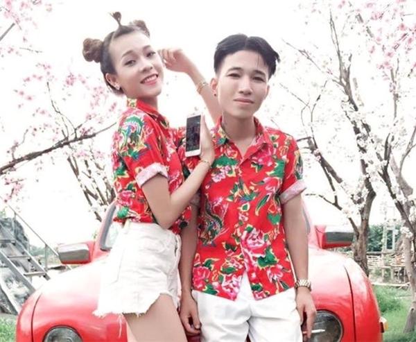 Lê Vũ và Trần Nhi ngạc nhiên khi thấy clip của mình được nhiều người quan tâm.
