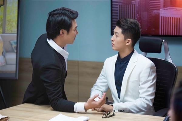 Liệu đây có phải là cặp bromance đẹp nhất showbiz Việt?
