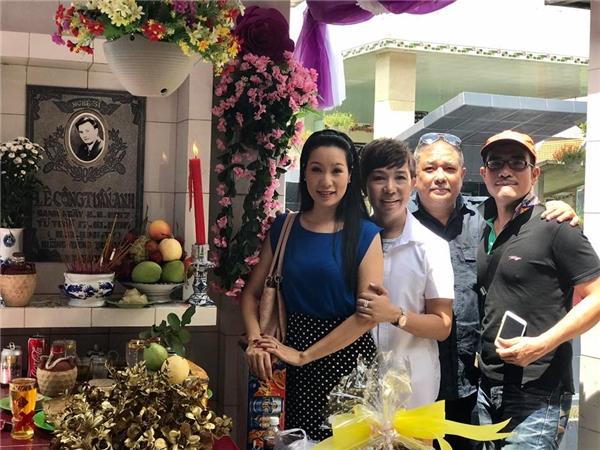 20 năm Lê Công Tuấn Anh mất, cựu mẫu Minh Anh vẫn không thể ngừng khóc - Tin sao Viet - Tin tuc sao Viet - Scandal sao Viet - Tin tuc cua Sao - Tin cua Sao