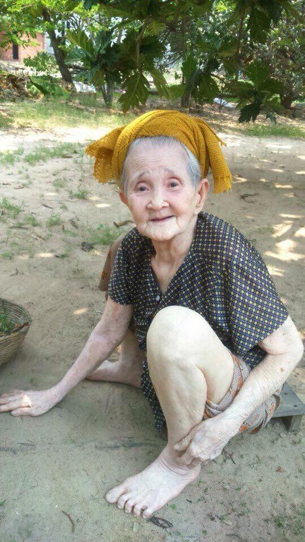Đáng yêu bà ngoại xì-tin chỉ thích được gọi là công chúa