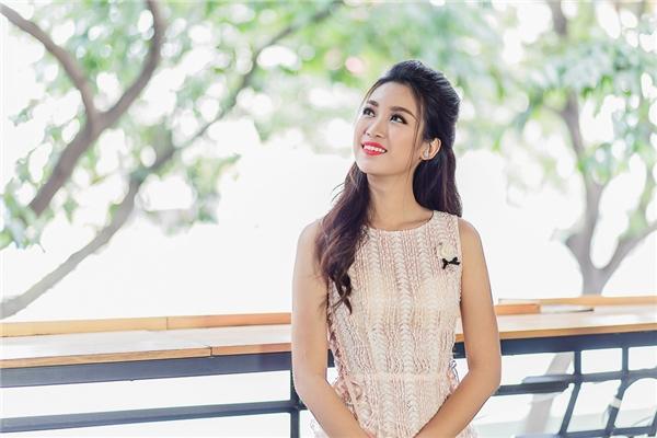 """Hoa hậu Việt Nam Đỗ Mỹ Linh: """"Không phải đại gia nào cũng xấu"""" - Tin sao Viet - Tin tuc sao Viet - Scandal sao Viet - Tin tuc cua Sao - Tin cua Sao"""