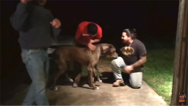 Duke đã được tìm thấy sau 2 năm mất tích