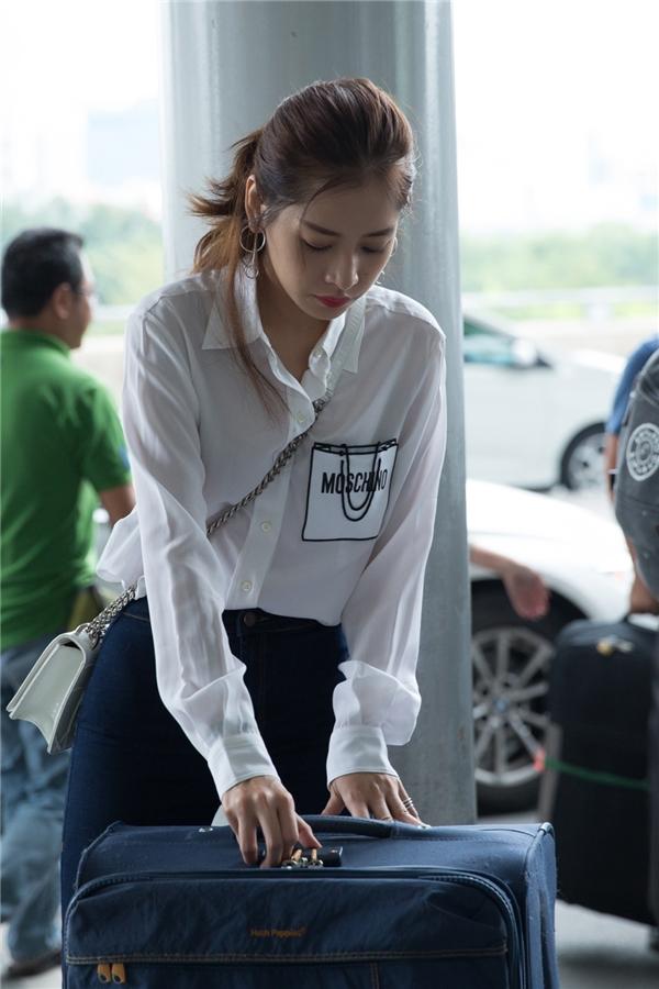 Đây là lần đầu tiên Chi Pu đặt chân đến Hàn Quốc. - Tin sao Viet - Tin tuc sao Viet - Scandal sao Viet - Tin tuc cua Sao - Tin cua Sao