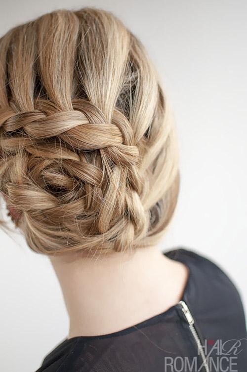 Là con gái, bạn nhất định phải một lần thử những kiểu tết tóc này