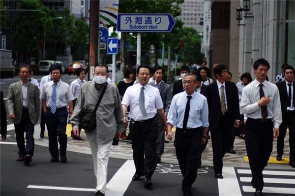 Ở Nhật, lao động thâm niênrấtđược coi trọng.