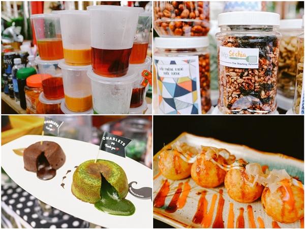 Nhưng cũngđừng quên dạo qua khu ẩm thực để thưởng thức những món ăn đường phố thơm ngon nhé.