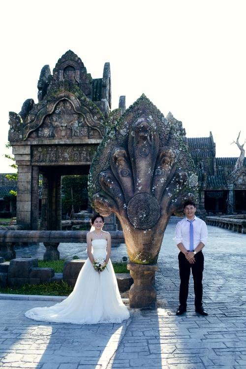 Sắp tới, anh chị dự định tổ chức đám cưới ở cả hai quốc gia Đức và Việt Nam.