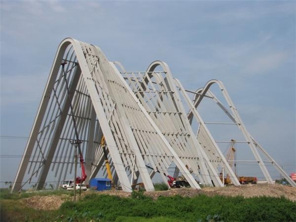 Công trình được đầu tư lớn với số vốn lên đến gần 200 tỷ đồng.