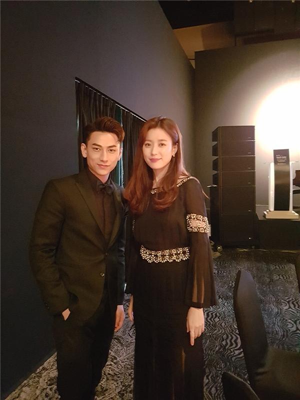 Anh cũng có cơ hội gặp gỡ nữ diễn viên Han Hyo Joo. - Tin sao Viet - Tin tuc sao Viet - Scandal sao Viet - Tin tuc cua Sao - Tin cua Sao