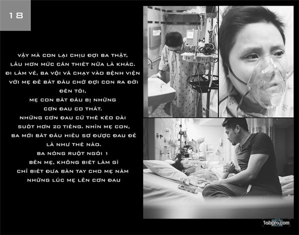 """Xúc động bộ ảnh """"Ba kể con nghe"""" về câu chuyện người mẹ bị Lupus"""