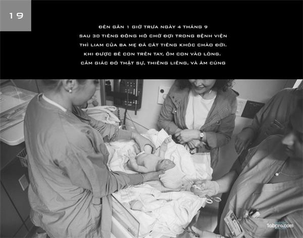 Chị Huyên đã sinh con bằng trái tim diệu kỳ, bằng tình mẫu tử vô giá.