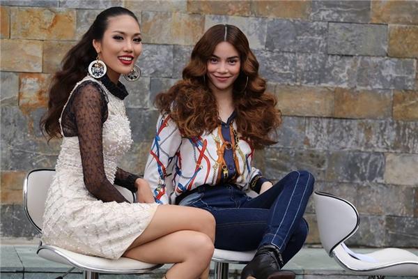 Những hình ảnh hậu trường chưa được hé lộ ở The Face Vietnam 2016