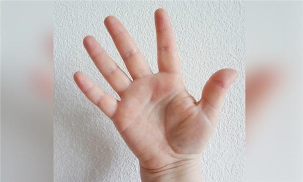 Người có lòng bàn tay vuông sống thực tế và giỏi tính toán.