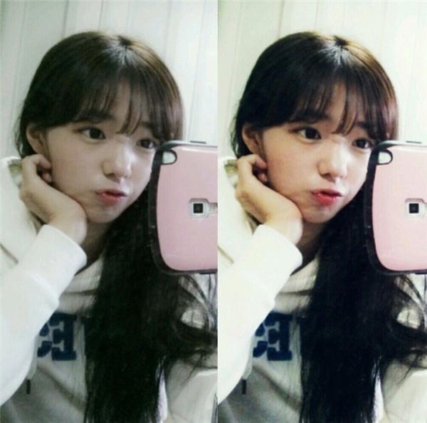 """Những hình ảnh trong quá khứ chứng tỏ vẻ đẹp tự nhiên không qua """"dao kéo"""" của Chae Soo Bin. Chắc chắn trong tương lai, cô nàng sẽ là một trong những biểu tượng nhan sắc đáng tự hào của làng giải trí xứ Hàn."""