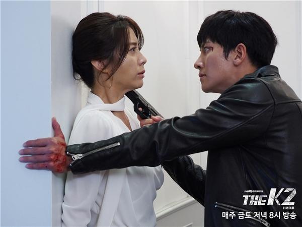 Yoona đứng trước nguy cơ bị soán vai nữ chính trong The K2