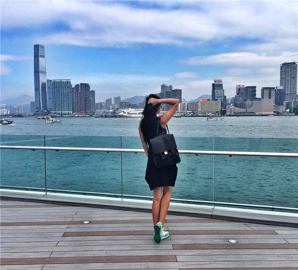 """Công viên Hong Kong có khá nhiều góc """"chuẩn sống ảo"""" đấy!(Ảnh: Instagram)"""