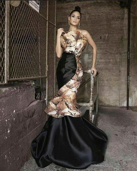 Hoa hậu Hoàn vũ- Pia Wurtzbach xác nhận chụp ảnh cho tạp chí Việt