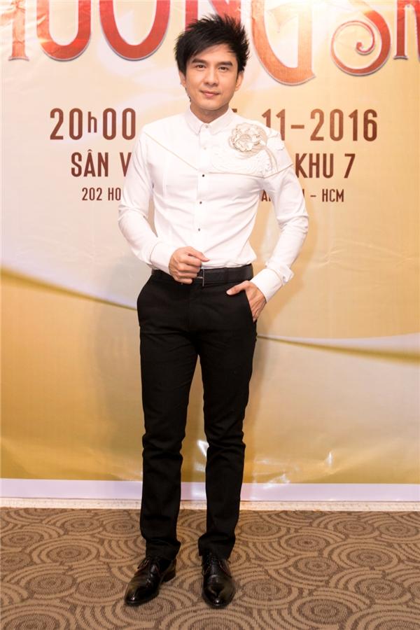Giọng ca Anh Bá Khía sẽ là một trong những khách mời đặc biệt tại Hương Show 2016. - Tin sao Viet - Tin tuc sao Viet - Scandal sao Viet - Tin tuc cua Sao - Tin cua Sao