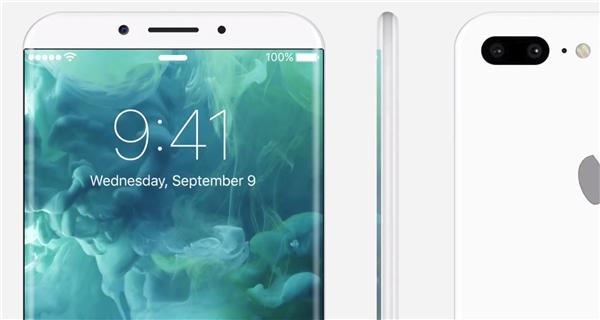 Kích thước như iPhone 7 nhưng hiển thị tràn cạnh nên kích thước màn hình được mở rộng lên đến 6 inch.(Ảnh: internet)